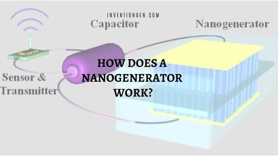 How does a Nanogenerator Work?