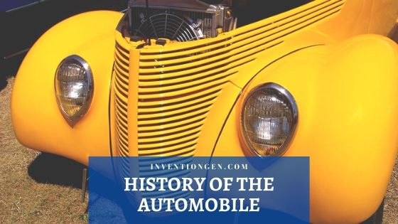 A Brief History of the Automobile – Car History