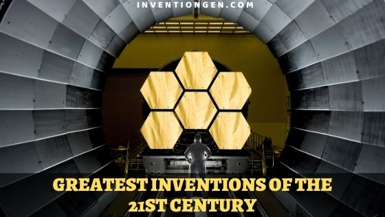 50 Greatest Inventions of the 21st Century
