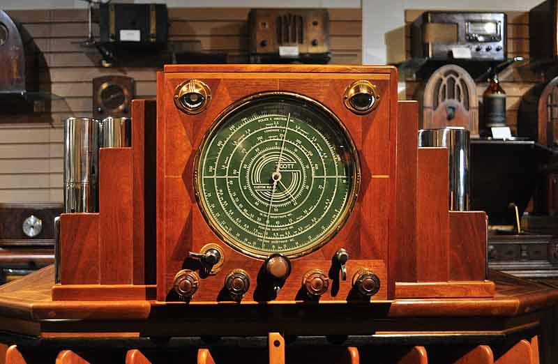 Radio Invention