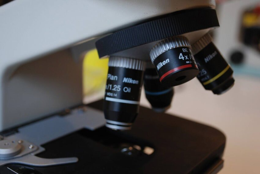 fun facts about microscopes